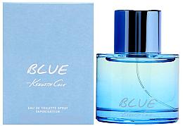 Voňavky, Parfémy, kozmetika Kenneth Cole Blue - Toaletná voda