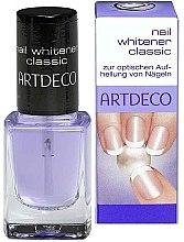 Voňavky, Parfémy, kozmetika Bieliaci prostriedok na nechty - Artdeco Nail Whitener Classic