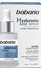 Voňavky, Parfémy, kozmetika Sérum pre tvár - Babaria Hyaluronic Acid Serum