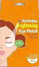 Voňavky, Parfémy, kozmetika Rozjasňujúce náplasti pod oči - Cettua Halfmoon Brightening Eye Patch