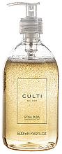 Voňavky, Parfémy, kozmetika Culti Rosa Pura - Parfumované mydlo na ruky a telo