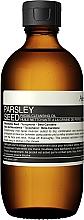 Voňavky, Parfémy, kozmetika Čistiaci olej na tvár - Aesop Parsley Seed Cleansing Oil