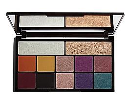Voňavky, Parfémy, kozmetika Paleta na líčenie očí - Makeup Revolution X Carmi Kiss Of Fire Palette