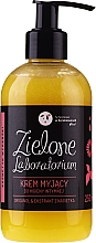 Voňavky, Parfémy, kozmetika Čistiaci krém na intímnu hygienu s extraktom z nechtíka - Zielone Laboratorium