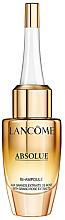 Voňavky, Parfémy, kozmetika Protistarnúce koncentrované sérum s výťažkom z ruže - Lancome Absolue Repair Bi-Ampoule Concentrated