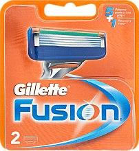Voňavky, Parfémy, kozmetika Výmenná kazeta pre holenie - Gillette Fusion