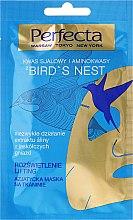 Voňavky, Parfémy, kozmetika Maska na tvár - Perfecta Bird's Nest Face Mask
