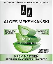 Voňavky, Parfémy, kozmetika Krém na tvár denný - AA Moc Energy Cream 50+