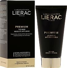 Voňavky, Parfémy, kozmetika Premium maska na tvár - Lierac Premium Supreme Mask