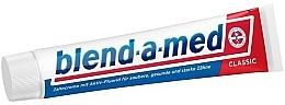 Voňavky, Parfémy, kozmetika Zubná pasta, klasická - Blend-a-med Classic Toothpaste