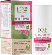 """Voňavky, Parfémy, kozmetika Bio dezodorant """"Maximálna ochrana"""" - ECO Laboratorie Bio Deodorant"""