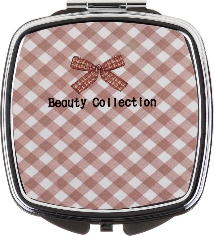 Štvorcové zrkadlo 85635, kockované - Top Choice Beauty Collection Mirror #6