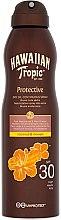 Voňavky, Parfémy, kozmetika Suchý olej na opaľovanie - Hawaiian Tropic Protective Dry Oil Spray SPF 30