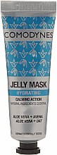 Voňavky, Parfémy, kozmetika Hydratačná gél-maska na tvár - Comodynes Jelly Mask Hydrating Action