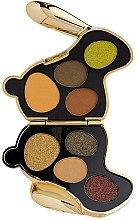 Voňavky, Parfémy, kozmetika Paleta očných tieňov - I Heart Revolution Bunny Stardust Palette