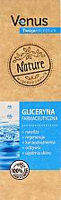 Voňavky, Parfémy, kozmetika Farmaceutický glycerín - Venus Nature Your Recipe Pharmaceutical Glycerin