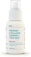 """Voňavky, Parfémy, kozmetika Olej na tvár """"Výživa a rovnováva"""" - You & Oil Nourish & Balance Combination Skin Face Oil"""