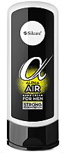 Voňavky, Parfémy, kozmetika Krém na ruky pre mužov - Silcare Alpha Hand Cream For Men Air