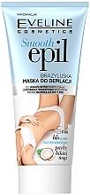 Voňavky, Parfémy, kozmetika Brazílska maska na depiláciu - Eveline Cosmetics Smooth Epil