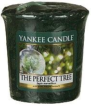 Voňavky, Parfémy, kozmetika Aromatická sviečka - Yankee Candle The Perfect Tree