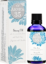 Voňavky, Parfémy, kozmetika Koncentrovaný olej na telo - Arnica 35 Strong Oil