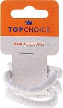 Voňavky, Parfémy, kozmetika Gumičky do vlasov , 2579, biela - Top Choice