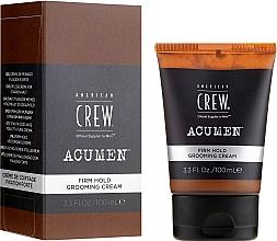 Voňavky, Parfémy, kozmetika Stylingový krém silná fixácia - American Crew Acumen Firm Hold Grooming Cream