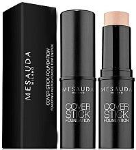 Voňavky, Parfémy, kozmetika Tuhá podkladová báza pod make-up - Mesauda Milano Cover Stick Foundation