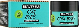 """Voňavky, Parfémy, kozmetika Náplasti pod oči """"Cool Eyes"""" - Beauty Jar Liquid Eye Patches"""