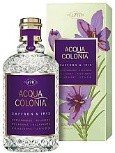 Voňavky, Parfémy, kozmetika Maurer & Wirtz 4711 Acqua Colonia Saffron & Iris - parfém