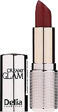 Voňavky, Parfémy, kozmetika Rúž na pery - Delia Creamy Glam