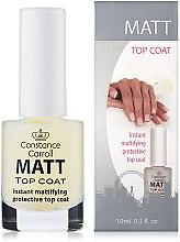 Voňavky, Parfémy, kozmetika Povlak na nechty - Constance Carroll Matt