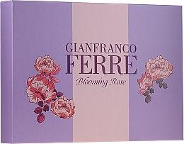 Voňavky, Parfémy, kozmetika Gianfranco Ferre Blooming Rose - Sada (edt/50ml + b/lotion/100ml)