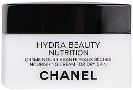 Voňavky, Parfémy, kozmetika Hydratačný krém na tvár pre suchú pokožku - Chanel Hydra Beauty Nourishing and Protective Cream