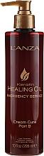 Voňavky, Parfémy, kozmetika Liečivý krém (krok B) - L'anza Keratin Healing Oil Emergency Service Cream Cure Part B