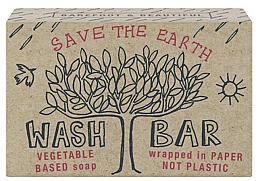 Voňavky, Parfémy, kozmetika Mydlo na ruky - Bath House Barefoot And Beautiful Hand Soap Wash Bar Bergamot