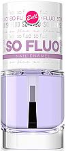 Voňavky, Parfémy, kozmetika Vrchný náter na nechty - Bell So Fluo Nail Enamel