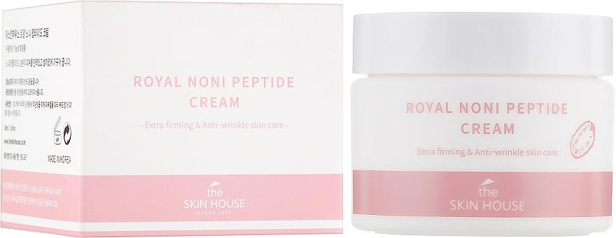 Spevňujúci krém s peptidmi a extraktom z noni - The Skin House Royal Noni Peptide Cream — Obrázky N1