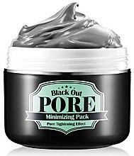 Voňavky, Parfémy, kozmetika Maska na čistenie pórov s dreveným uhlím - Secret Key Black Out Pore Minimizing Pack