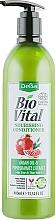 Voňavky, Parfémy, kozmetika Kondicionér na vlasy s arganovým olejom a granátovým jablkom - DeBa Bio Vital Nourishing Conditioner