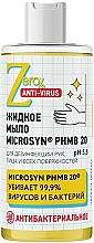 """Voňavky, Parfémy, kozmetika Antibakteriálne tekuté mydlo """"Čajovník"""" - Zero Anti-Virus"""