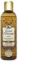 Voňavky, Parfémy, kozmetika Sprchový olej - Tesori d'Oriente Argan And Sweet Cyperus Oils