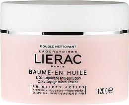 Voňavky, Parfémy, kozmetika Čistiaci balzam na olejovej báze - Lierac Double Nettoyant Baume-En-Huile