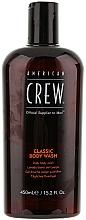 Voňavky, Parfémy, kozmetika Klasický sprchový gél - American Crew Classic Body Wash