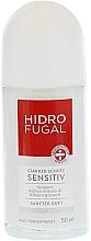 Voňavky, Parfémy, kozmetika Guľôčkový antiperspirant pre citlivú pokožku - Hidrofugal Sensitiv Roll-on