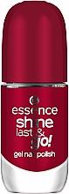 Voňavky, Parfémy, kozmetika Lak na nechty s účinkom gélového laku - Essence Shine Last & Go! Gel Nail Polish