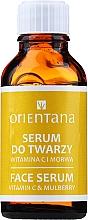 Voňavky, Parfémy, kozmetika Tvárové sérum s vitamínom C - Orientana Bio Serum For Face