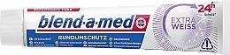 Voňavky, Parfémy, kozmetika Zubná pasta, extra bielenie - Blend-a-med Extra White Toothpaste