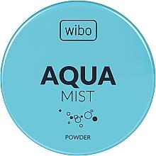 Voňavky, Parfémy, kozmetika Fixačný a osviežujúci púder na tvár - Wibo Aqua Mist Fixing Powder