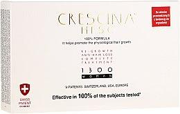 Voňavky, Parfémy, kozmetika Prostriedok na obnovenie rastu vlasov u žien 1300 - Labo Crescina Re-Growth Anti-Hair Loss Complete Treatment 1300 Woman